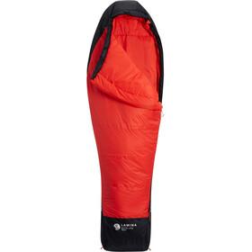 Mountain Hardwear Lamina Sacos de dormir -1°C Regular Mujer, poppy red